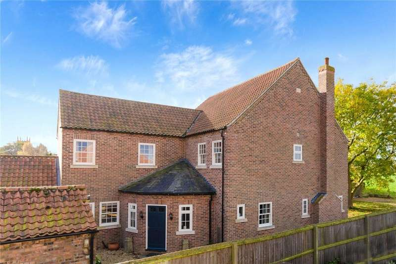 4 Bedrooms Detached House for sale in High Street, Swaton, Sleaford, Lincolnshire, NG34