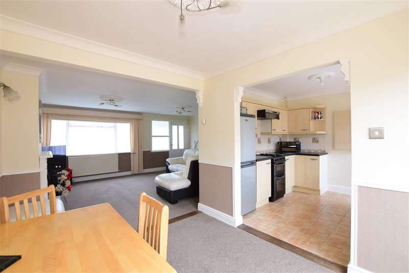 3 Bedrooms Terraced House for sale in Passfield Walk, , Havant, Hampshire