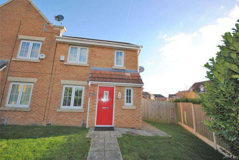 3 Bedrooms Terraced House for sale in Kingham Close, Leasowe