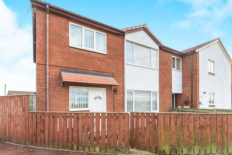 3 Bedrooms Semi Detached House for sale in Birtley Avenue, Town End Farm, Sunderland, SR5