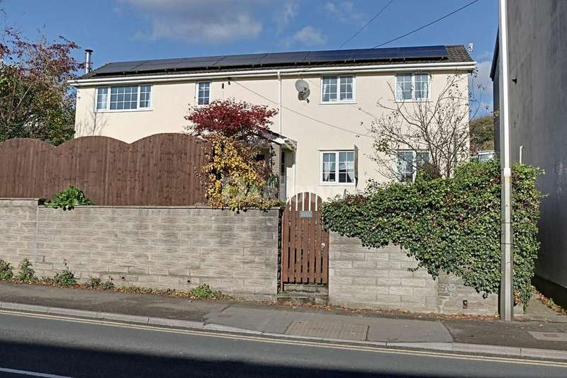 4 Bedrooms Detached House for sale in Commercial Road, Machen