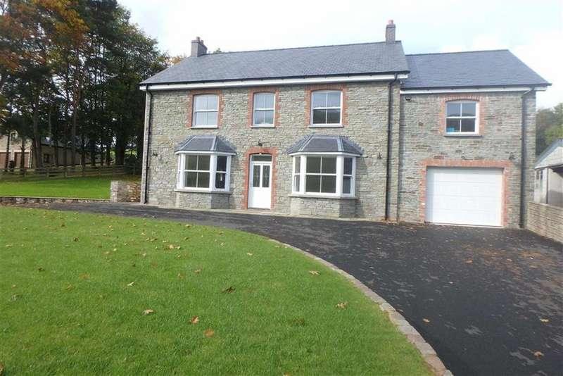 4 Bedrooms Detached House for rent in Llanigon, Llanigon, Powys