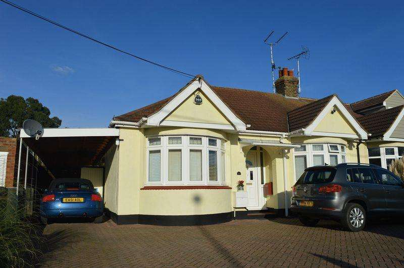 4 Bedrooms Bungalow for sale in Dalys Road, Rochford