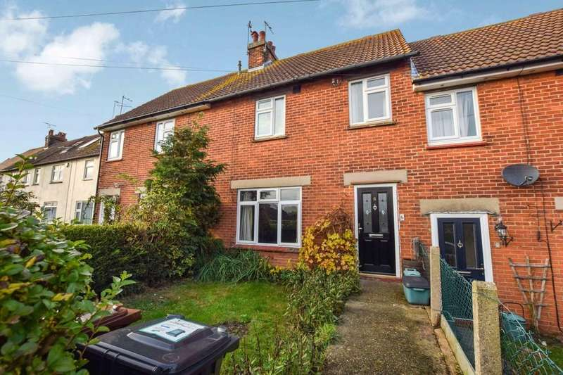 3 Bedrooms Terraced House for sale in Battlesbrook Road, Colchester, CO2 8EQ