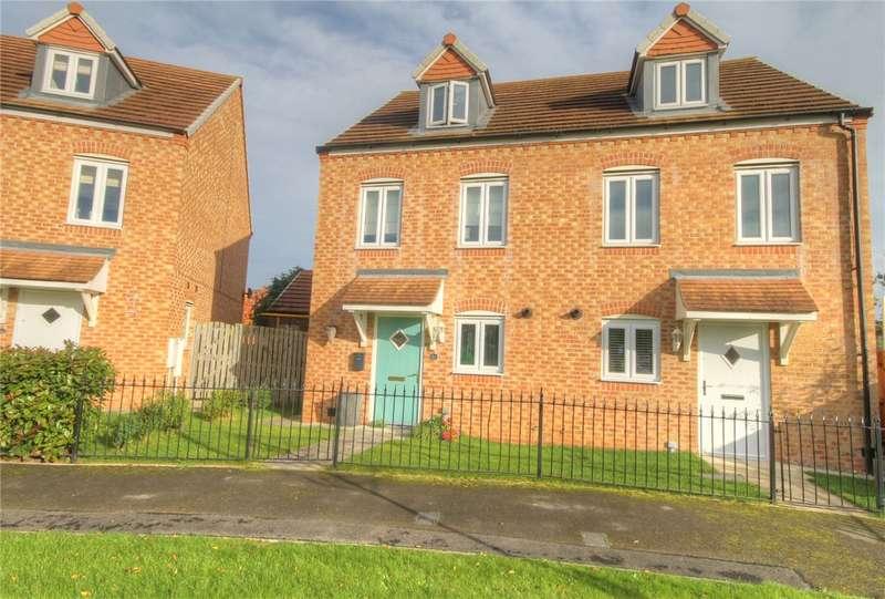 3 Bedrooms Semi Detached House for sale in Parkside, Darlington, DL1