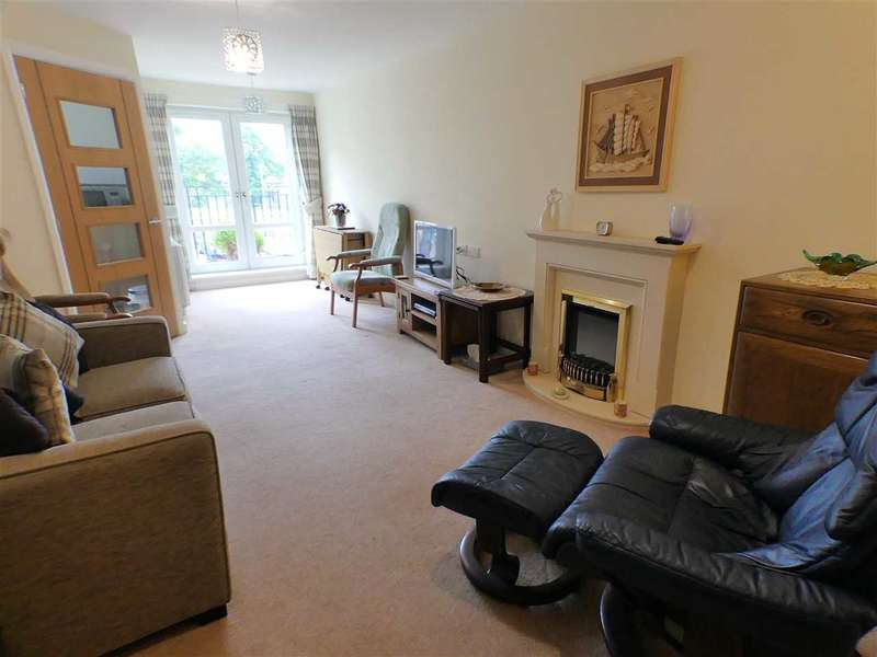 1 Bedroom Apartment Flat for sale in Hilltree Court, Giffnock, GLASGOW