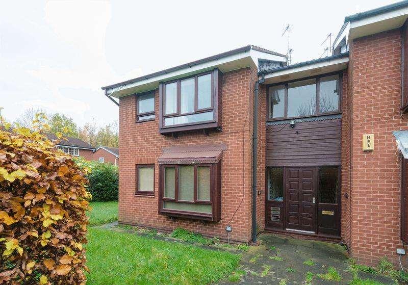 Studio Flat for sale in Dorrington Close, Runcorn East, Runcorn