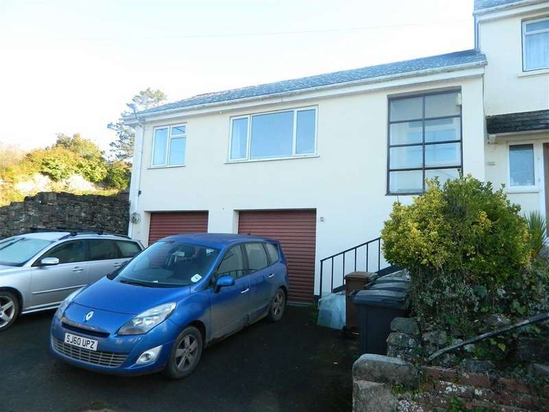 2 Bedrooms Apartment Flat for sale in Hillcroft, Old Road, Harbertonford, Devon, TQ9