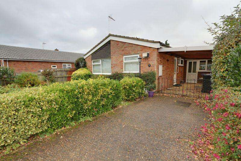 2 Bedrooms Detached Bungalow for sale in Mawson Close, Ely