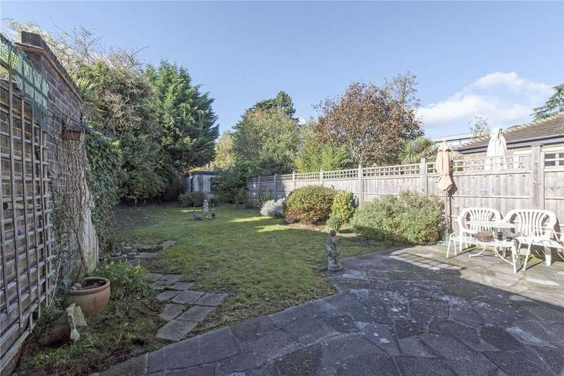 4 Bedrooms Semi Detached House for sale in Abbotswood Road, Streatham, London, SW16