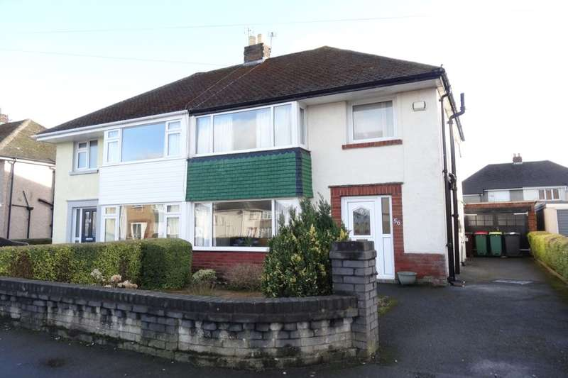 3 Bedrooms Semi Detached House for sale in Beechwood Avenue, Fulwood, Preston, PR2
