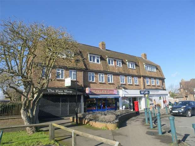 2 Bedrooms Flat for sale in Ruxley Lane, West Ewell