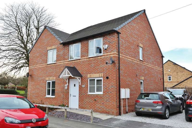 3 Bedrooms Semi Detached House for sale in Park Road, Wath-Upon-Dearne, Rotherham, S63
