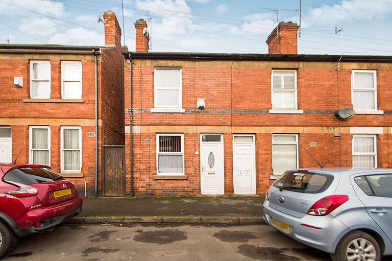 1 Bedroom Property for sale in Thames Street, Nottingham, NG6