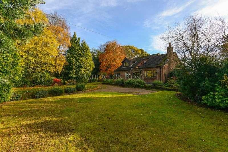 4 Bedrooms Bungalow for sale in East Bridgford, Nottingham, Nottinghamshire