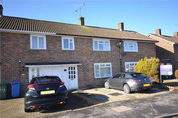 3 Bedrooms Terraced House for sale in Redvers Road, Bracknell, Berkshire