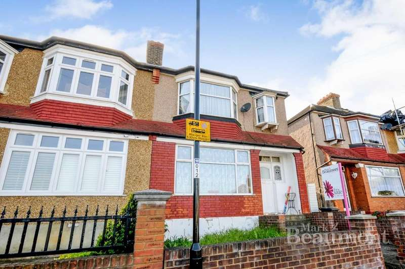 3 Bedrooms Semi Detached House for sale in Burford Road, Catford
