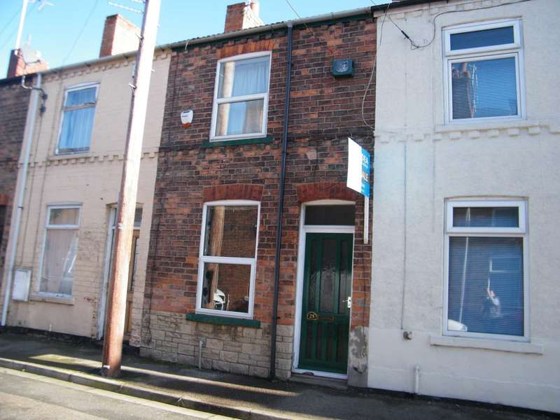 2 Bedrooms Terraced House for sale in Wheeldon Street, Gainsborough