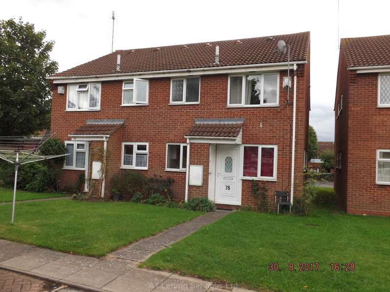 1 Bedroom House for rent in Cooksey Road, Small Heath