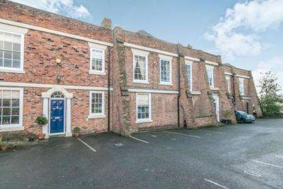 2 Bedrooms Flat for sale in Greyfriars House, Grey Friars, Chester, Cheshire, CH1