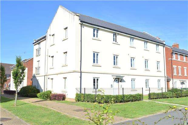 2 Bedrooms Flat for sale in Beamont Walk, Brockworth, GLOUCESTER, GL3 4BL