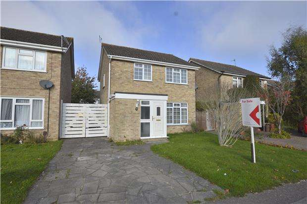 3 Bedrooms Detached House for sale in HORLEY, RH6