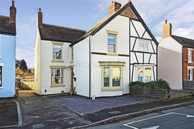 3 Bedrooms Cottage House for sale in Overton Lane, Hammerwich, Staffordshire