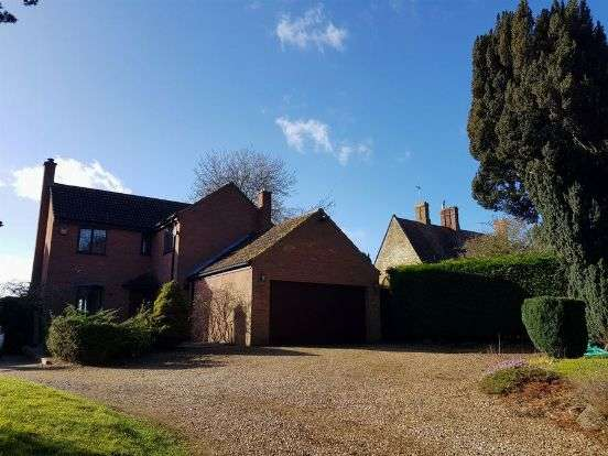 4 Bedrooms Detached House for sale in Hamilton Lane, Great Brington, Northampton NN7 4JJ