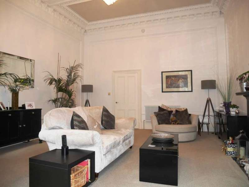 1 Bedroom Flat for rent in Manor Place, Edinburgh,