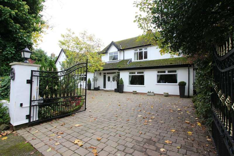 5 Bedrooms Detached House for sale in Islay Road, Lytham