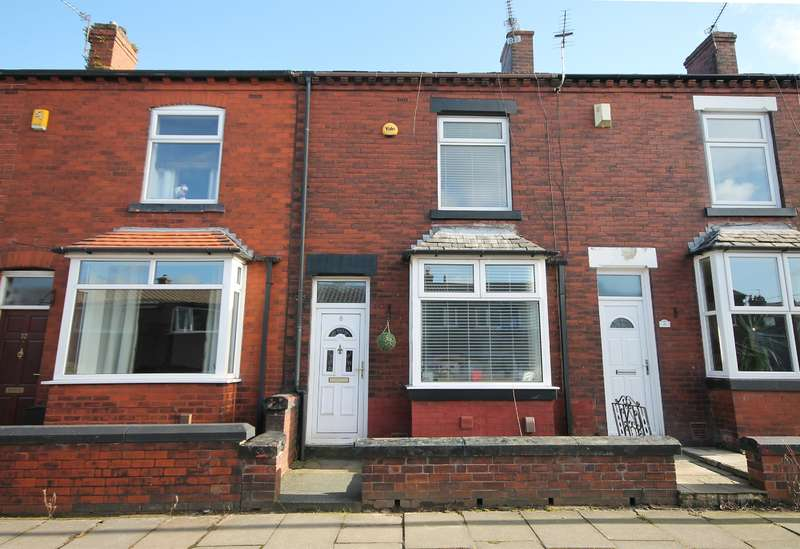 2 Bedrooms Terraced House for sale in Alexandra Road, Kearsley, Bolton, BL4 8NW