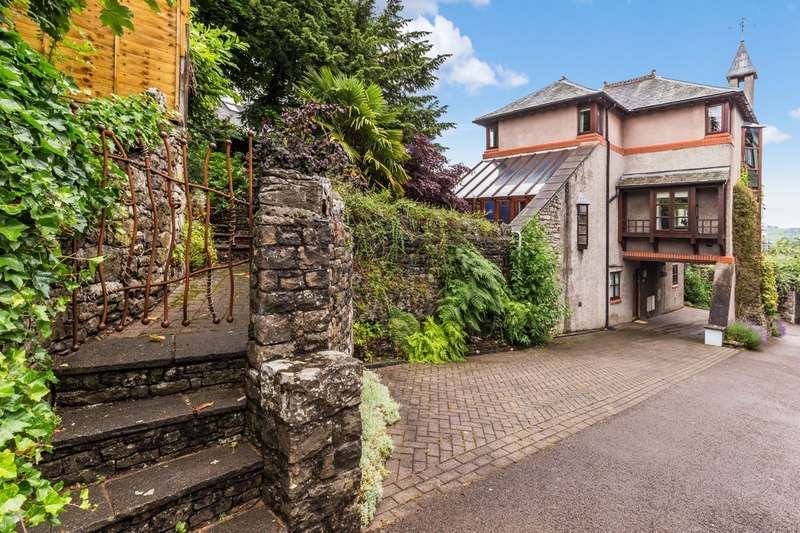 4 Bedrooms Town House for sale in Hill House, Gillinggate, Kendal, Cumbria, LA9 4JB
