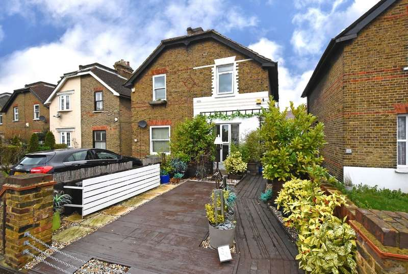 2 Bedrooms Semi Detached House for sale in Beckenham Lane, Bromley