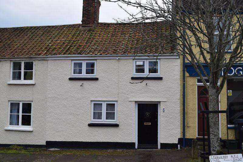 1 Bedroom Cottage House for rent in High Street, Stogursey