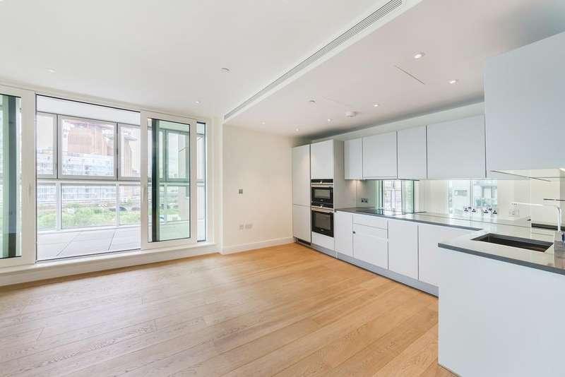 2 Bedrooms Flat for sale in Vista, Cascades, Chelsea Bridge