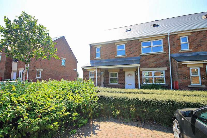 3 Bedrooms Maisonette Flat for rent in Bower Court, Coxhoe, Durham