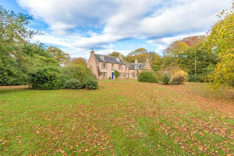 5 Bedrooms Detached House for sale in Nigg, Tain, Ross-Shire