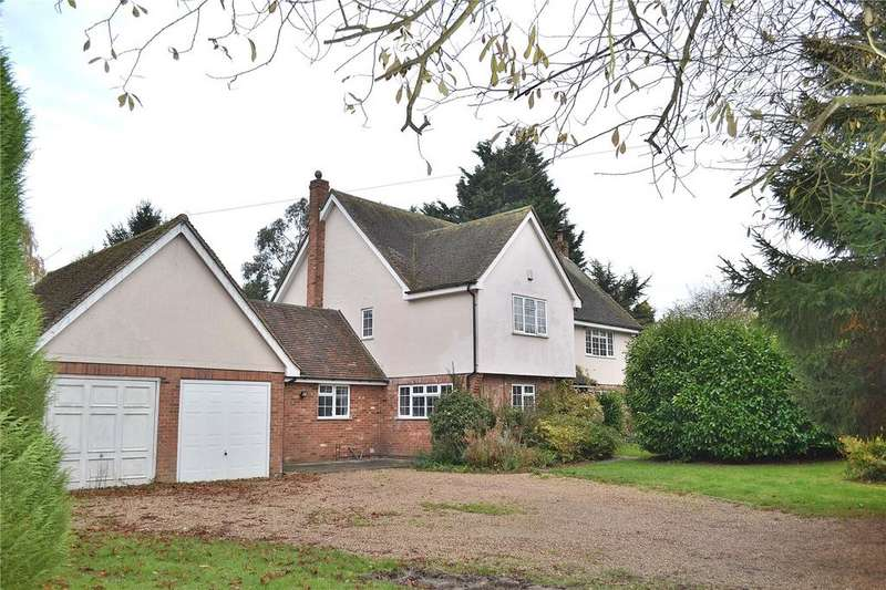 5 Bedrooms Detached House for sale in Mole Hill Green, Takeley, Bishop's Stortford, Hertfordshire