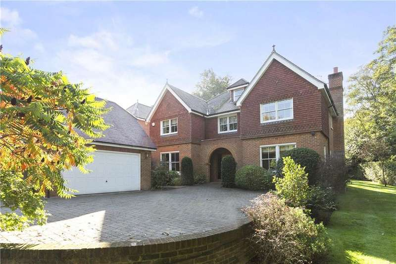 6 Bedrooms Detached House for sale in Sandy Lane, Cobham, Surrey, KT11
