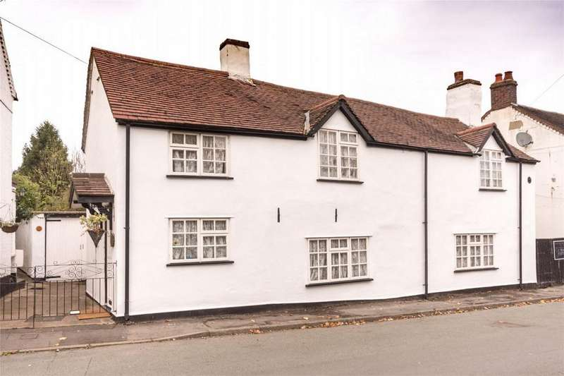3 Bedrooms Cottage House for sale in Main Street, Stonnall, Walsall, West Midlands