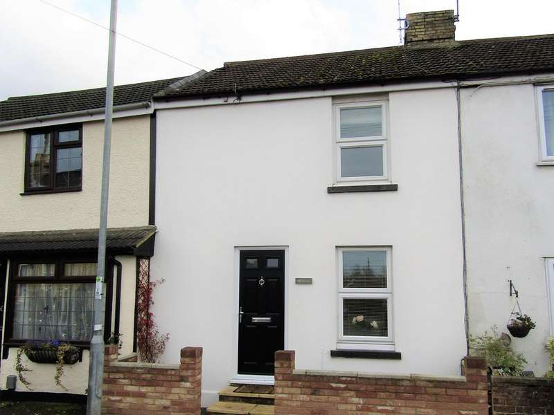 3 Bedrooms Terraced House for sale in Clifton Road, Shefford SG17