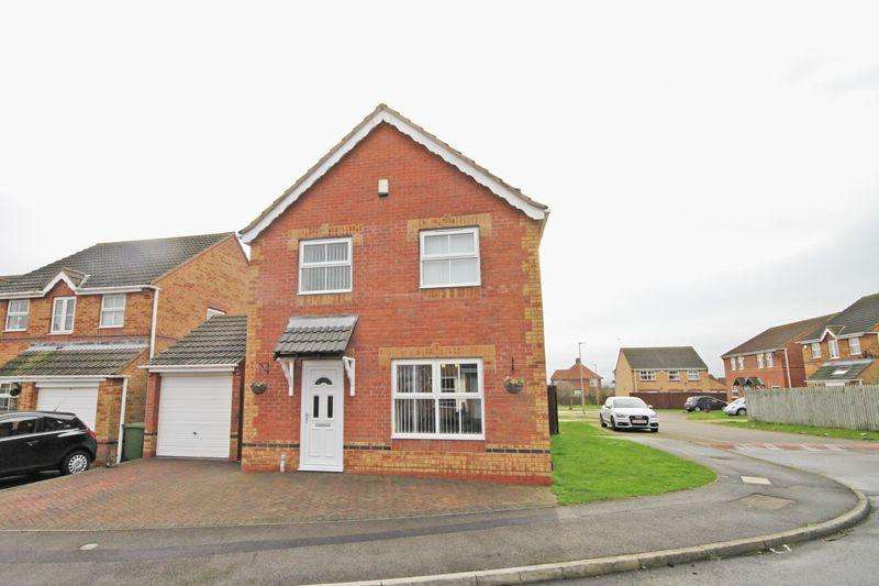 4 Bedrooms Detached House for sale in VINCENT ROAD, SCARTHO PARK