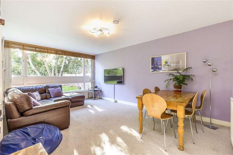 2 Bedrooms Flat for sale in Dorland Court, 106 West Hill, London, SW15