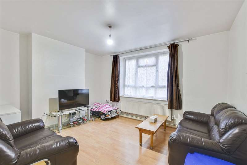 1 Bedroom Flat for sale in Touchard House, Chart Street, London, N1