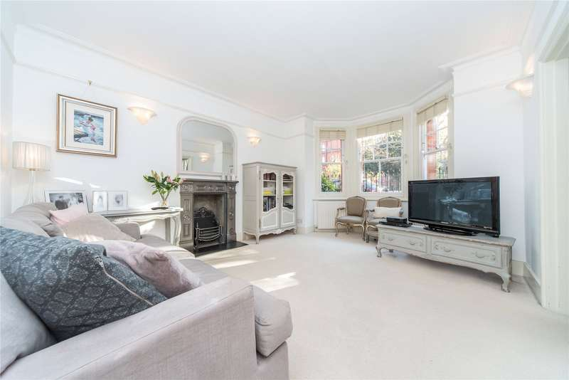 2 Bedrooms Flat for sale in Brandon Mansions, Queen's Club Gardens, Fulham, London, W14
