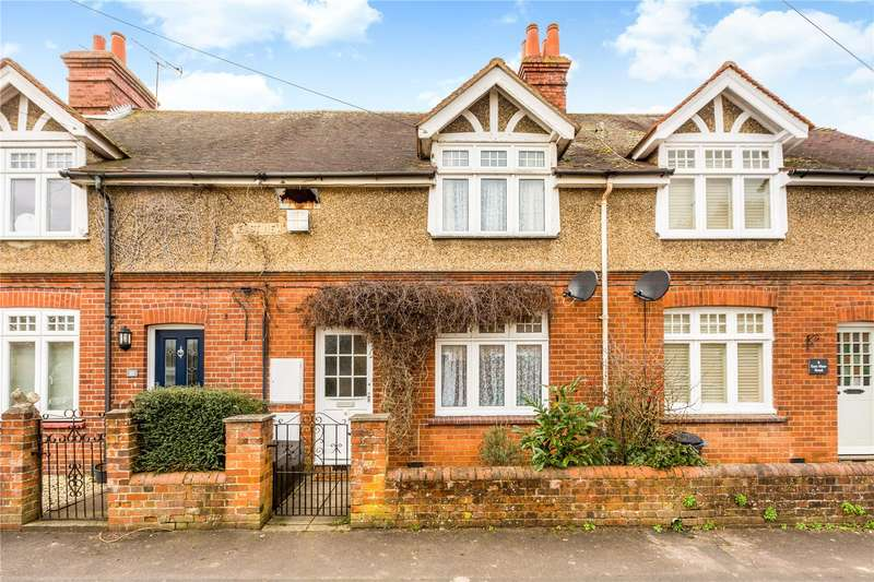 2 Bedrooms Terraced House for sale in Eastview Road, Wargrave, Reading, Berkshire, RG10