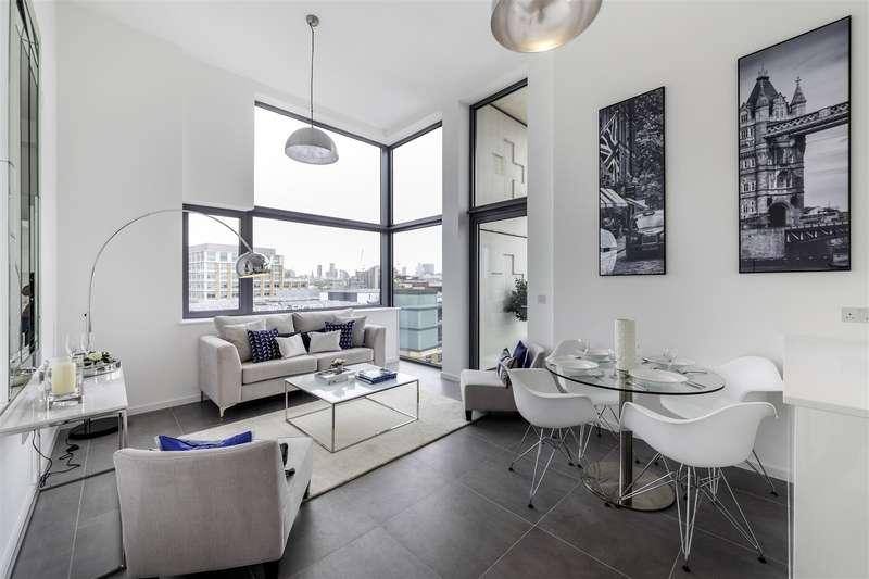 2 Bedrooms Property for sale in Rosler Building, SE1 0FT