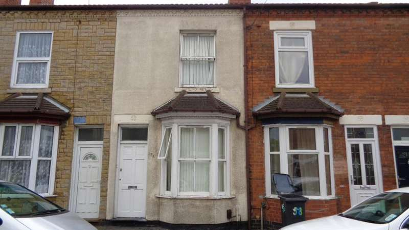 3 Bedrooms Terraced House for sale in George Rd B25