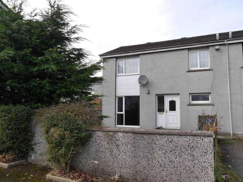 3 Bedrooms End Of Terrace House for sale in 8 Ronaldsvoe, Kirkwall