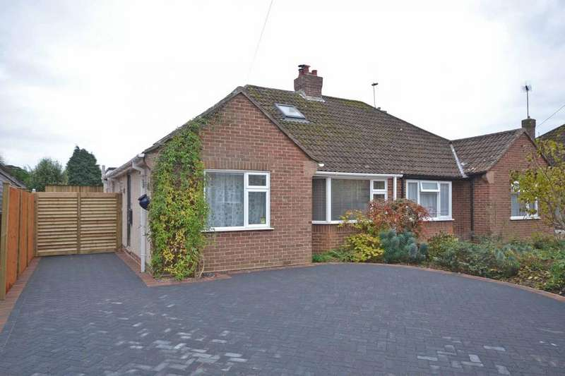 3 Bedrooms Chalet House for sale in Oak Avenue, Chichester, PO19